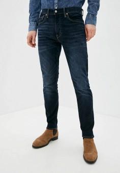 Джинсы, Levi's?, цвет: синий. Артикул: LE306EMJLNC8. Одежда / Джинсы / Зауженные джинсы