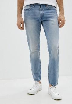 Джинсы, Levi's?, цвет: голубой. Артикул: LE306EMJLND1. Одежда / Джинсы