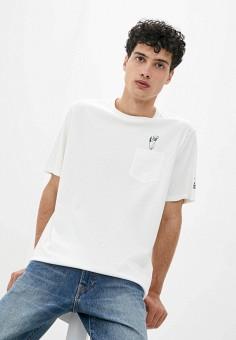 Футболка, Levi's?, цвет: белый. Артикул: LE306EMJLNK8. Одежда / Футболки и поло
