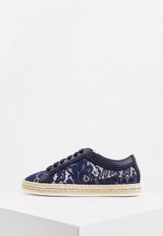 Эспадрильи, Le Silla, цвет: синий. Артикул: LE682AWKDUM3. Обувь / Эспадрильи