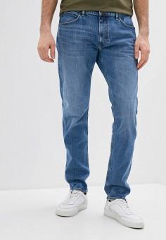 Джинсы, Lee, цвет: синий. Артикул: LE807EMHYEE2. Одежда / Джинсы / Зауженные джинсы