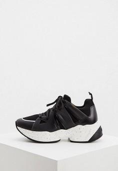 Кроссовки, Liu Jo, цвет: черный. Артикул: LI687AWHGVR5.