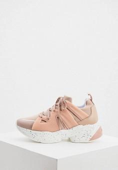Кроссовки, Liu Jo, цвет: розовый. Артикул: LI687AWHGVR6.