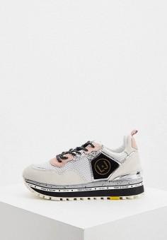 Кроссовки, Liu Jo, цвет: белый. Артикул: LI687AWHGVU2.