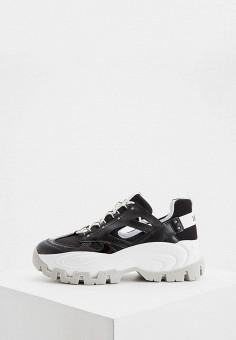 Кроссовки, Liu Jo, цвет: черный. Артикул: LI687AWHHLD3.