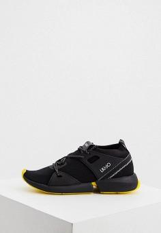 Кроссовки, Liu Jo, цвет: черный. Артикул: LI687AWHHLD5.