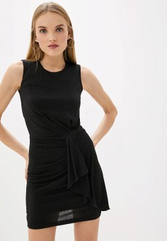 Платье, Liu Jo, цвет: черный. Артикул: LI687EWHRHC0.