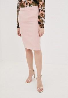 Юбка, Liu Jo, цвет: розовый. Артикул: LI687EWHRHF5.
