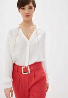 Блуза, Liu Jo, цвет: белый. Артикул: LI687EWHRIJ0.