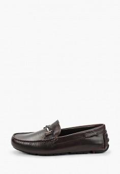 Мокасины, Lloyd, цвет: коричневый. Артикул: LL007AMHPPE9. Обувь / Мокасины и топсайдеры