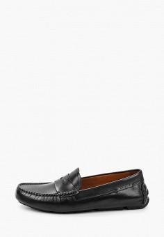 Мокасины, Lloyd, цвет: черный. Артикул: LL007AMHPPF1. Обувь / Мокасины и топсайдеры