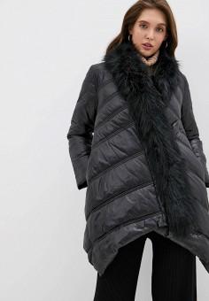 Куртка утепленная, Love Republic, цвет: черный. Артикул: LO022EWHBQR7.