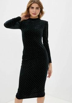 Платье, Love Republic, цвет: черный. Артикул: LO022EWHBQU2.