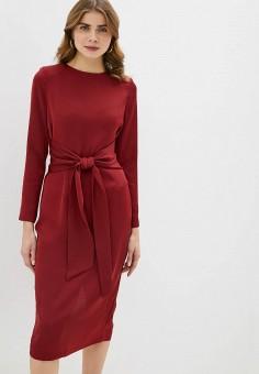 Платье, Love Republic, цвет: бордовый. Артикул: LO022EWHBQW2.