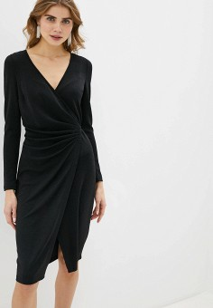 Платье, Love Republic, цвет: черный. Артикул: LO022EWHBQW8.