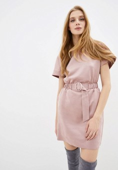 Платье, Love Republic, цвет: розовый. Артикул: LO022EWHZOF1.