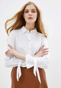 Блуза, Love Republic, цвет: белый. Артикул: LO022EWHZOF4.