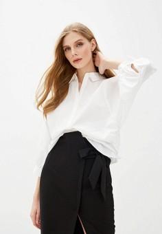 Блуза, Love Republic, цвет: белый. Артикул: LO022EWHZOG1. Одежда / Блузы и рубашки