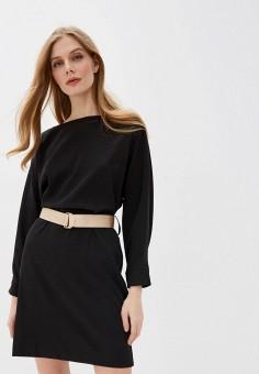 Платье, Love Republic, цвет: черный. Артикул: LO022EWHZOG8.