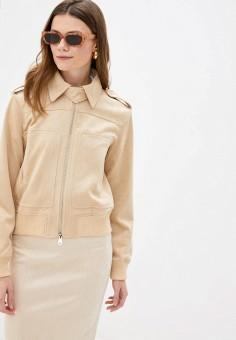 Куртка, Love Republic, цвет: бежевый. Артикул: LO022EWJBYR0.