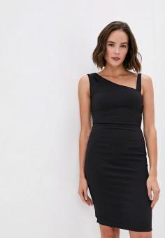 Платье, Love Republic, цвет: черный. Артикул: LO022EWKECH5.