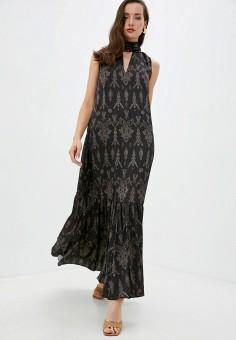 Платье, Love Republic, цвет: черный. Артикул: LO022EWKECH6.