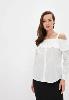 Блуза, Love Republic, цвет: белый. Артикул: LO022EWKECI4.