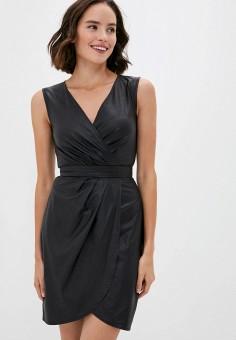 Платье, Love Republic, цвет: черный. Артикул: LO022EWKECK9.