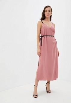 Платье, Love Republic, цвет: розовый. Артикул: LO022EWKECW2.