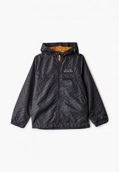Ветровка, Losan, цвет: черный. Артикул: LO025EBICGF0. Мальчикам / Одежда / Верхняя одежда