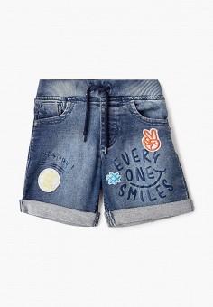 Шорты джинсовые, Losan, цвет: синий. Артикул: LO025EBICGL3. Мальчикам / Одежда