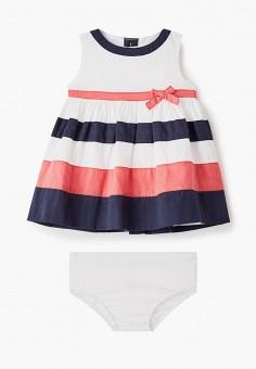 Платье, Losan, цвет: мультиколор. Артикул: LO025EGICGW3. Девочкам / Одежда / Платья и сарафаны