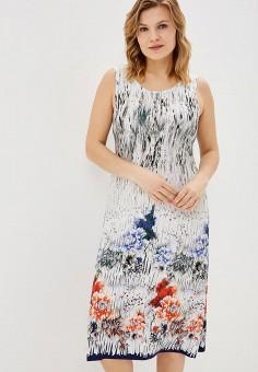 Платье домашнее, Лори, цвет: серый. Артикул: LO037EWENNB2. Одежда / Домашняя одежда