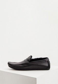 Мокасины, Loriblu, цвет: черный. Артикул: LO137AMKIOK9. Обувь / Мокасины и топсайдеры