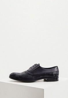 Туфли, Loriblu, цвет: черный. Артикул: LO137AMKIOL5. Обувь / Туфли