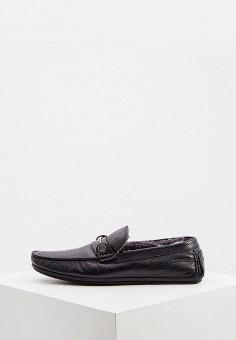 Мокасины, Loriblu, цвет: черный. Артикул: LO137AMKIOM0. Обувь / Мокасины и топсайдеры