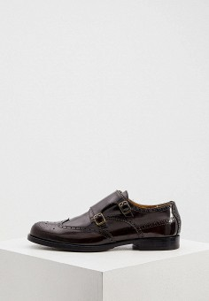 Туфли, Loriblu, цвет: коричневый. Артикул: LO137AMKJAI4. Обувь / Туфли