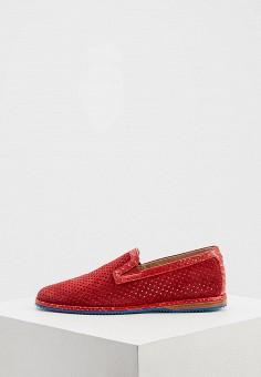 Туфли, Loriblu, цвет: красный. Артикул: LO137AMKJAM2. Обувь / Туфли