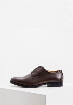 Туфли, Loriblu, цвет: коричневый. Артикул: LO137AMKJAM9. Обувь / Туфли