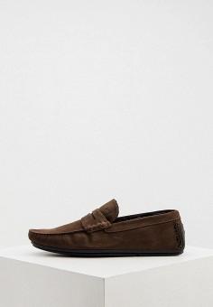 Мокасины, Loriblu, цвет: коричневый. Артикул: LO137AMKJAN1. Обувь / Мокасины и топсайдеры