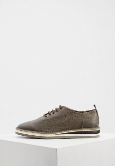 Туфли, Loriblu, цвет: хаки. Артикул: LO137AMKJAN2. Обувь / Туфли