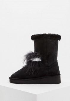 Полусапоги, Loriblu, цвет: черный. Артикул: LO137AWBYXK6. Обувь / Сапоги / Полусапоги