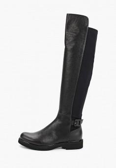 Ботфорты, Loriblu, цвет: черный. Артикул: LO137AWHPXU4. Обувь / Сапоги / Ботфорты