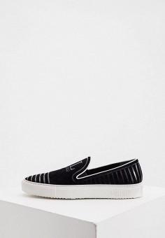 Слипоны, Loriblu, цвет: черный. Артикул: LO137AWKIOM4. Обувь / Слипоны