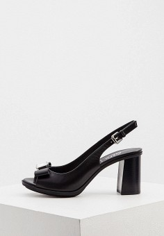 Босоножки, Loriblu, цвет: черный. Артикул: LO137AWKIOO0. Обувь / Босоножки