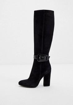 Сапоги, Loriblu, цвет: черный. Артикул: LO137AWKIOR4. Обувь / Сапоги / Сапоги