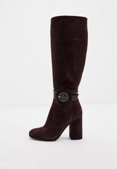 Сапоги, Loriblu, цвет: коричневый. Артикул: LO137AWKIOR6. Обувь / Сапоги / Сапоги