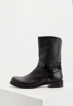 Полусапоги, Loriblu, цвет: черный. Артикул: LO137AWKJAI0. Обувь / Сапоги / Полусапоги