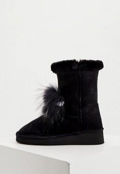 Полусапоги, Loriblu, цвет: черный. Артикул: LO137AWKJAI2. Обувь / Сапоги / Угги и унты