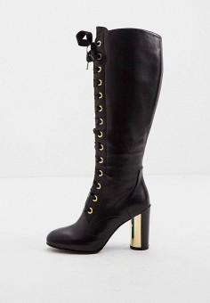 Сапоги, Loriblu, цвет: черный. Артикул: LO137AWKJAL1. Обувь / Сапоги / Сапоги